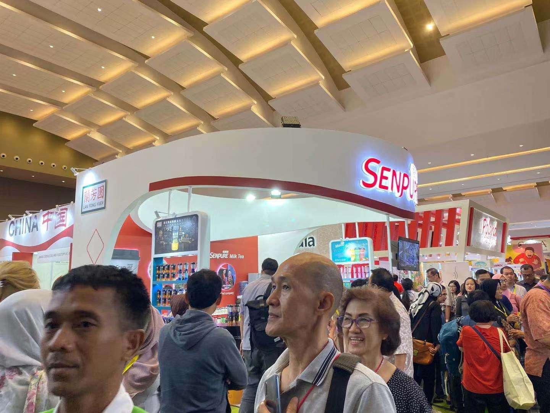 展会直播丨2019年印尼雅加达国际食品饮料展 SIAL InterFOOD