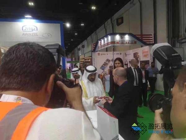 迪拜国际建材五大行业展览会