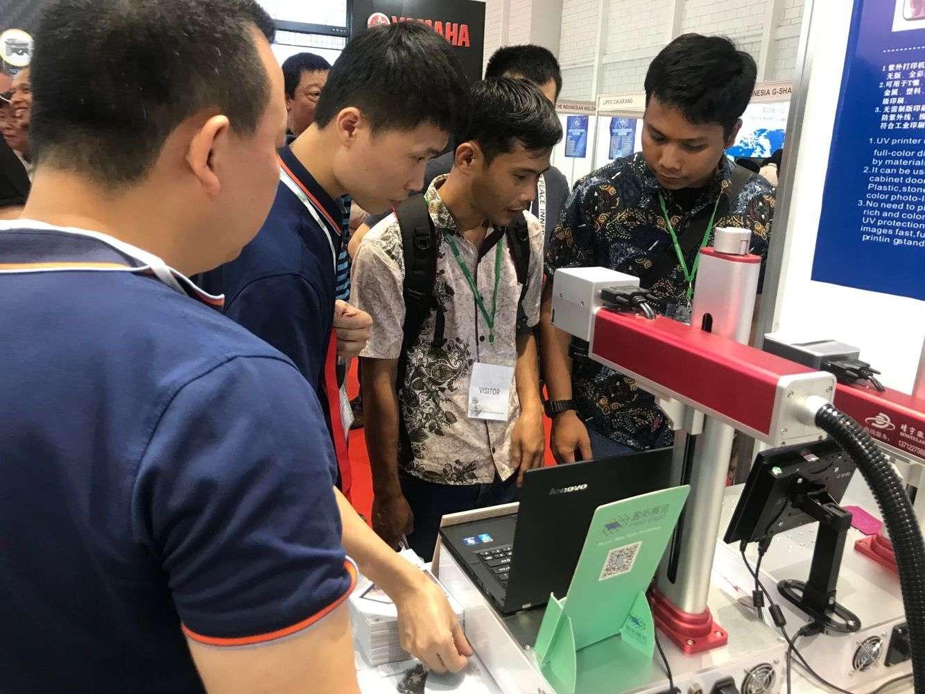 展会直播丨2019年印尼雅加达国际工业制造展览会