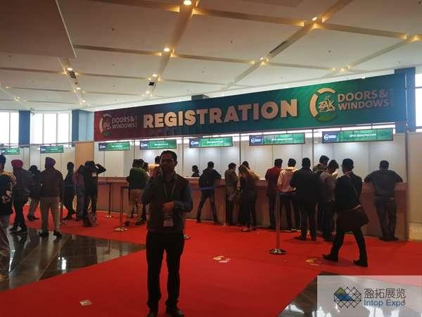 印度孟买国际门窗及配件技术展览会