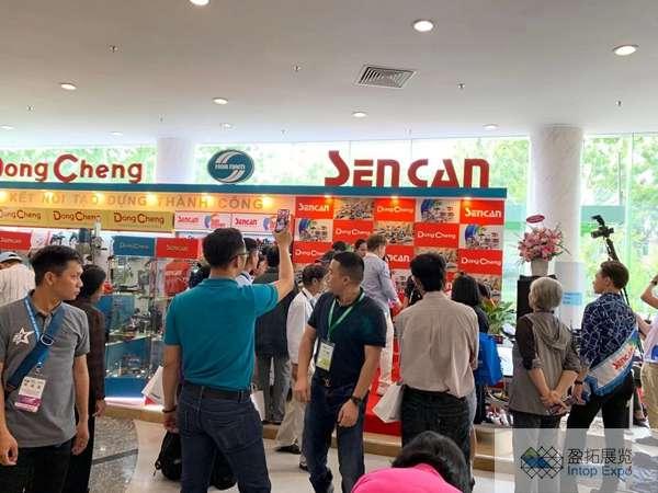 展会直播丨越南胡志明市国际五金及手动工具展览会 HARDWARE & HAND TOOLS