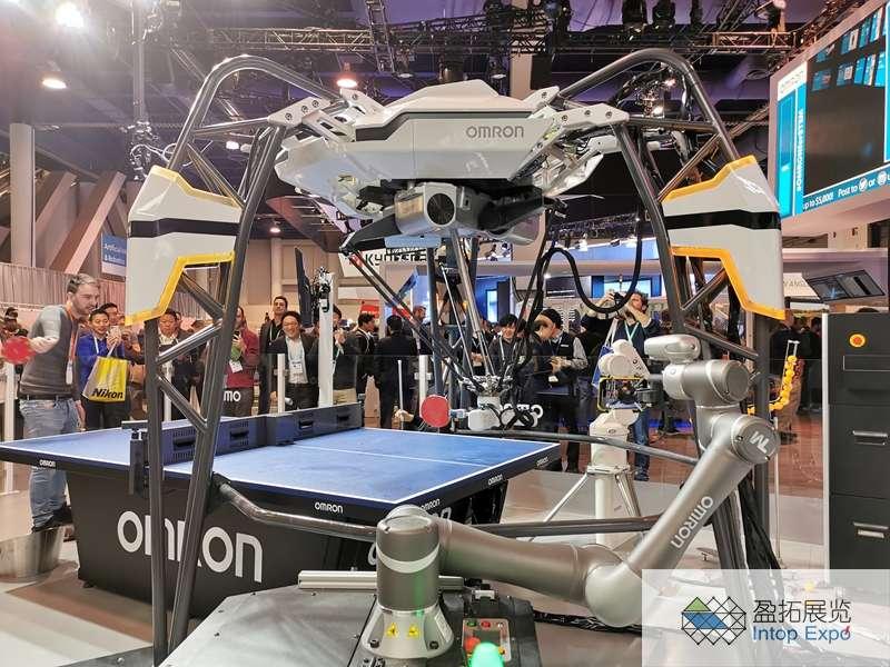 美國拉斯維加斯國際消費類電子產品展覽會