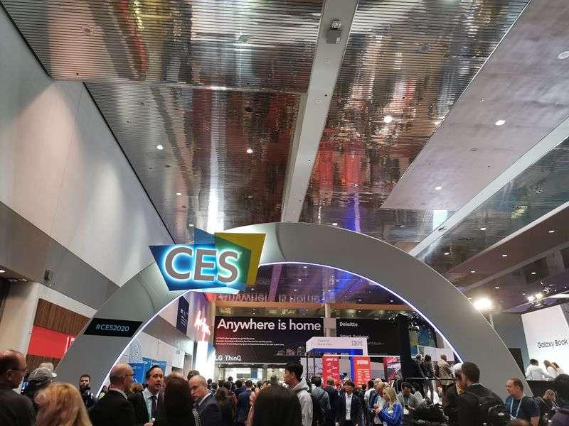 展会直播丨2020年美国拉斯维加斯消费类电子产品展 CES