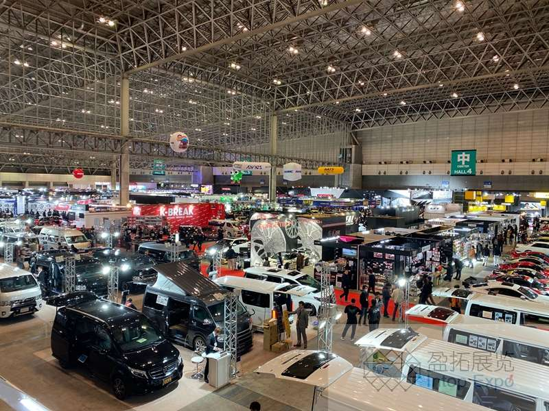 展会直播丨2020年日本东京改装车展 TOKYO AUTO SALON