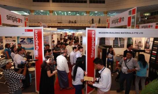缅甸建筑建材展BUILDTECH MANDALAY