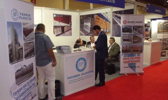 土耳其伊斯坦布爾國際涂料及表面處理技術展覽會