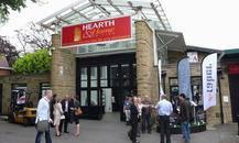 英国壁炉展HEARTH & HOME