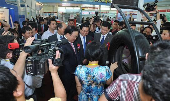 越南河内国际综合贸易注册老虎机送开户金198