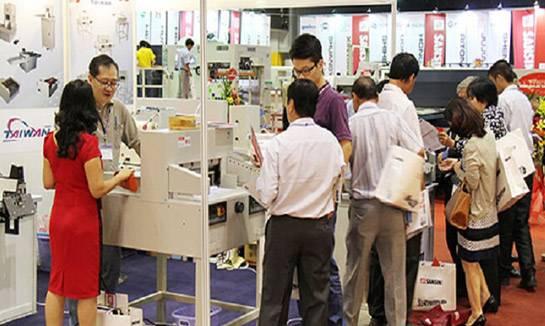 越南胡志明市国际印刷、包装及食品工业注册老虎机送开户金198