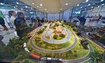 俄罗斯模型展Moscow Hobby Expo