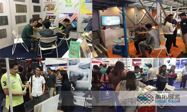 菲律宾马尼拉国际建材、建筑设备及技术展览会