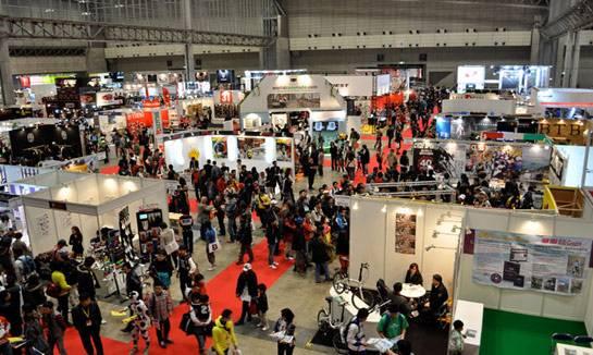 日本千葉市國際自行車展覽會