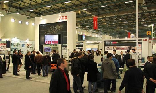 土耳其伊斯坦布尔国际工业展览会