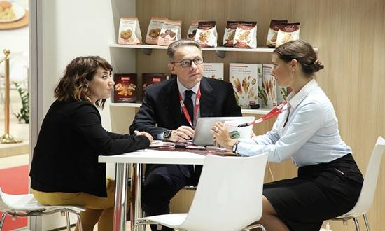 俄罗斯莫斯科国际食品展览会