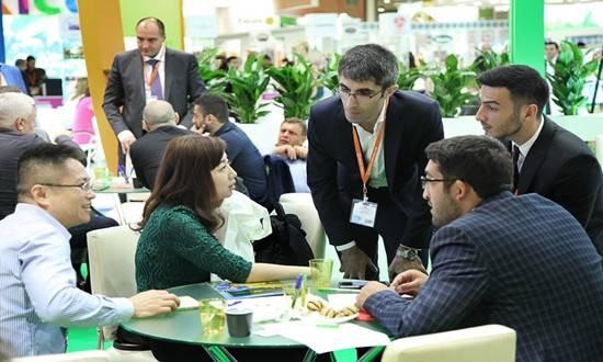 俄羅斯莫斯科國際食品展覽會