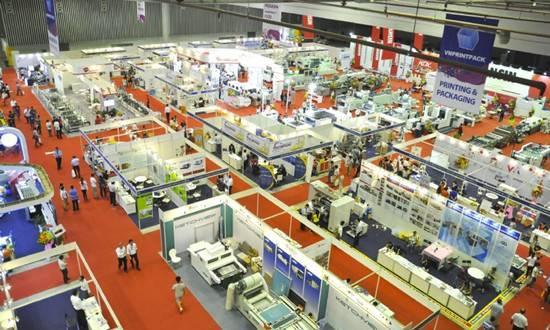 越南胡志明市国际印刷、包装及食品工业展览会