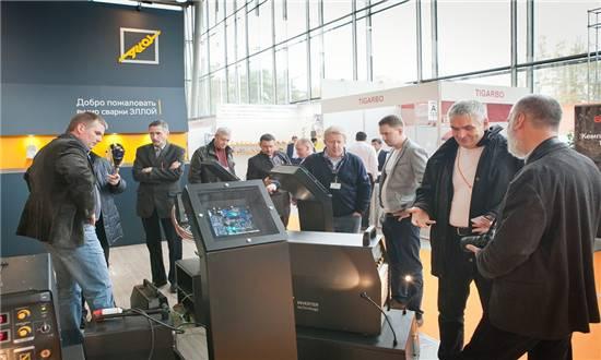俄罗斯莫斯科国际焊接材料、设备及技术展览会