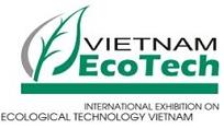 越南胡志明市國際環保科技展覽會logo