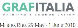 意大利米蘭國際印刷、印刷媒體和傳播工業展覽會logo