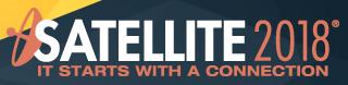 美国华盛顿国际卫星龙8国际官方网站综合会议和博览会logo