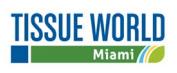 美国迈阿密国际世界卫生纸展览会logo