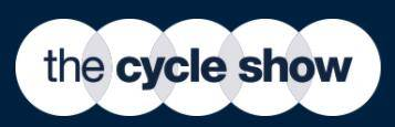 英国伯明翰国际自行车展览会logo