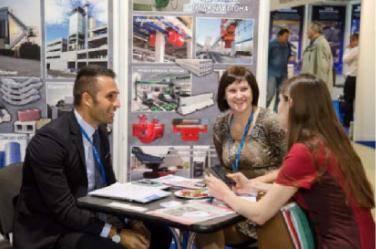 俄羅斯莫斯科國際水泥、混凝土技術及裝備展覽會