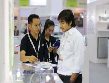 泰国曼谷国际表面处理及涂料展览会