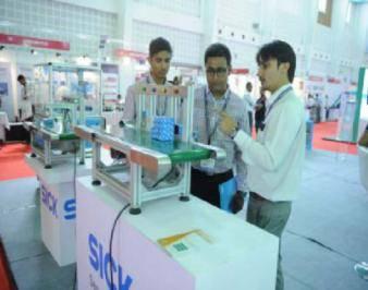 印度孟买国际智能工业方案展览会