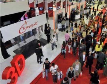 土耳其伊斯坦布尔国际信息技术、通讯及电子展览会