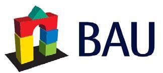 德国慕尼黑国际建材、建筑系统及建筑贸易展览会logo