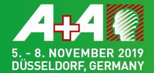德国杜塞尔多夫国际劳动安全及健康用品展览会logo