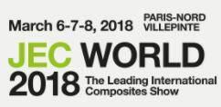 法国巴黎国际复合材料展览会logo