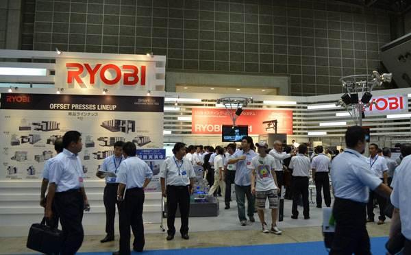 日本東京國際綜合印刷器材展覽會