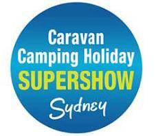 澳大利亚悉尼国际房车、露营及休闲展览会logo