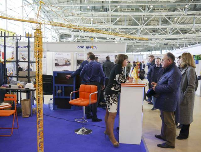 俄羅斯莫斯科國際起重設備展覽會