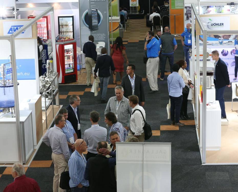 南非约翰内斯堡国际食品饮料技术展览会