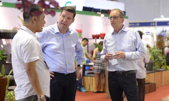 越南胡志明市國際禮品、木制品及工藝品展覽會