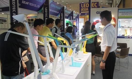 越南胡志明市国际照明技术及应用注册送300元打到2000