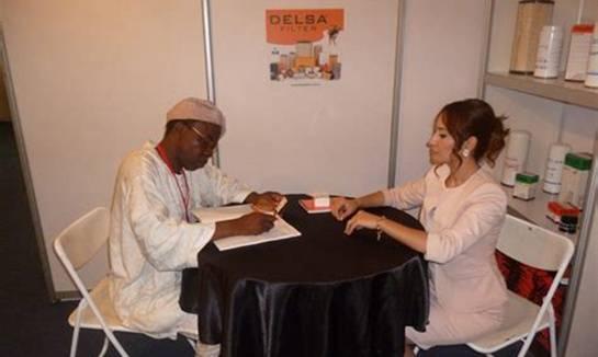 尼日利亚拉各斯国际汽摩展览会