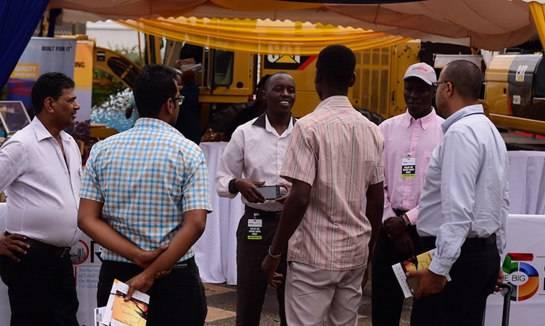 肯尼亞內羅畢國際五大行業展覽會