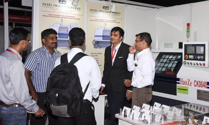 印度新德里国际机床及机械展览会