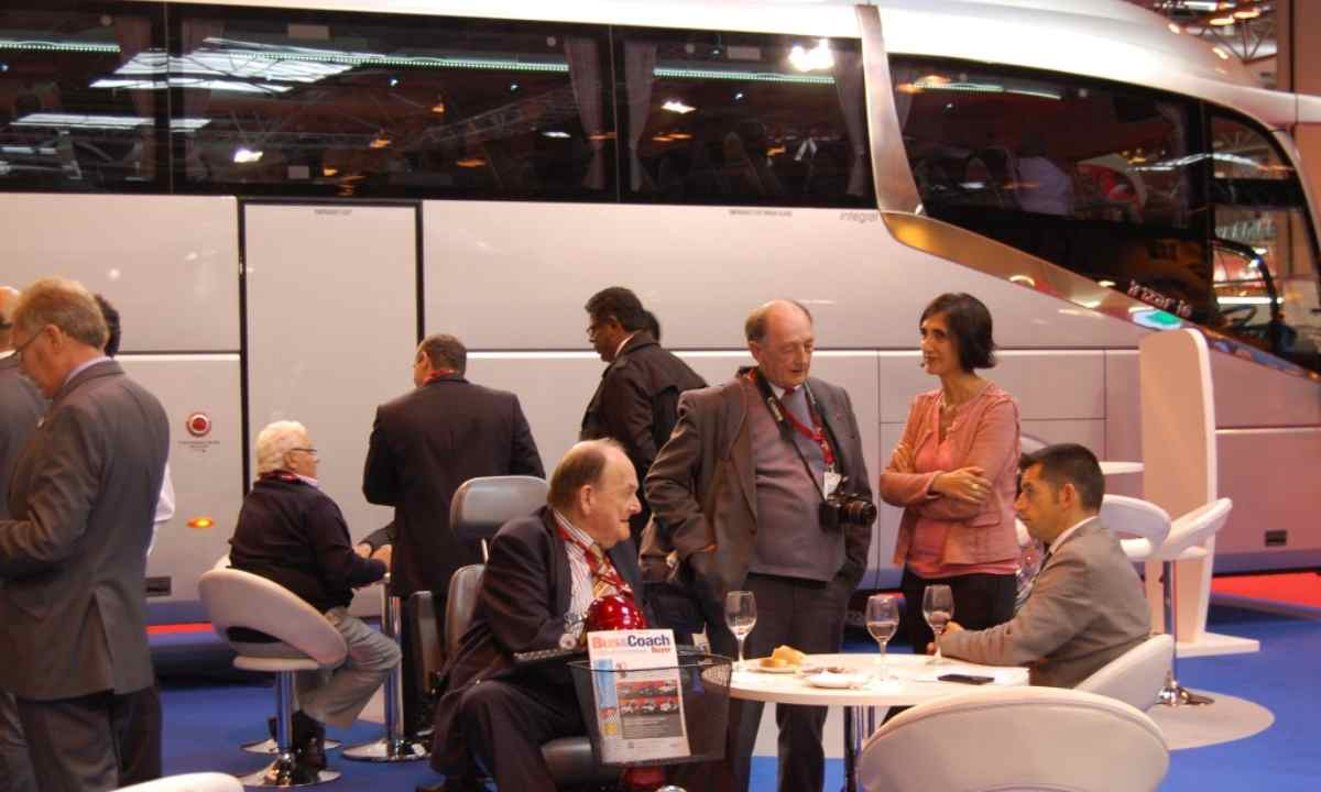 俄羅斯莫斯科國際世界客車展覽會