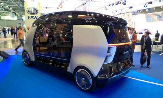 俄罗斯莫斯科国际世界客车展览会