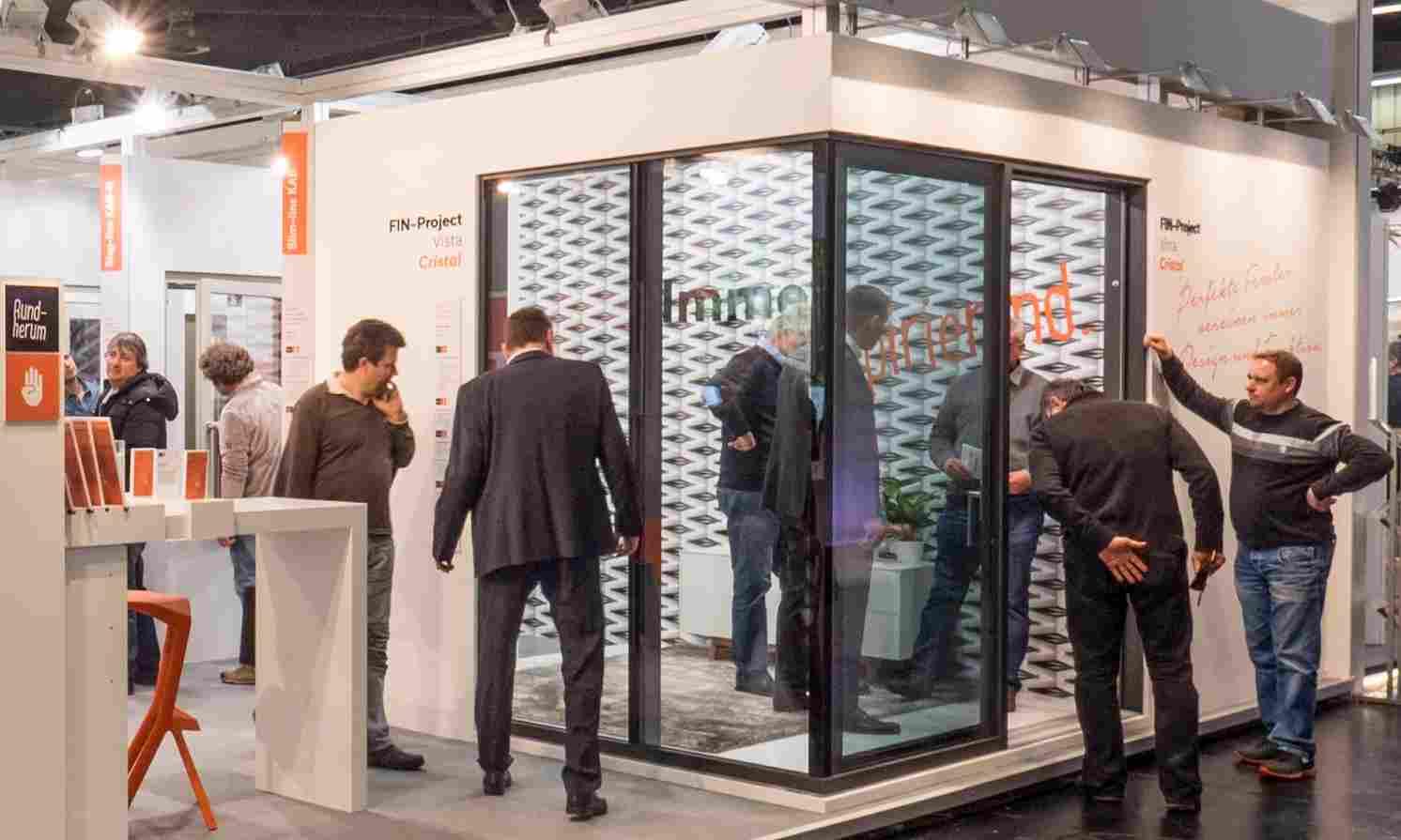 西班牙马德里国际门窗展览会