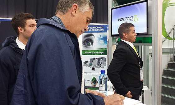 南非約翰內斯堡國際暖通、空調及制冷展覽會