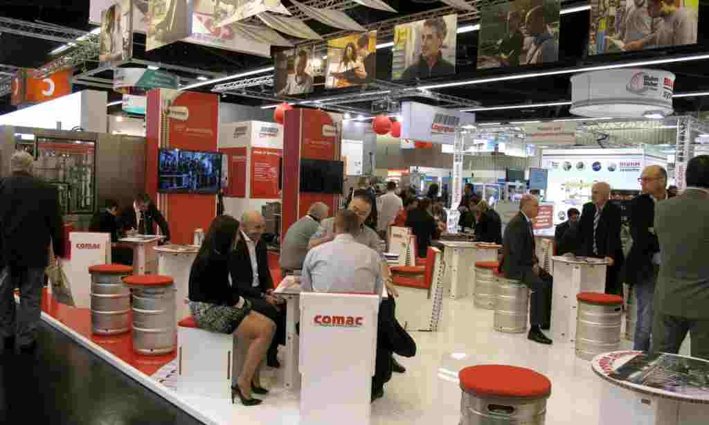 德国纽伦堡国际啤酒、酿酒设备及饮料设备技术龙8国际