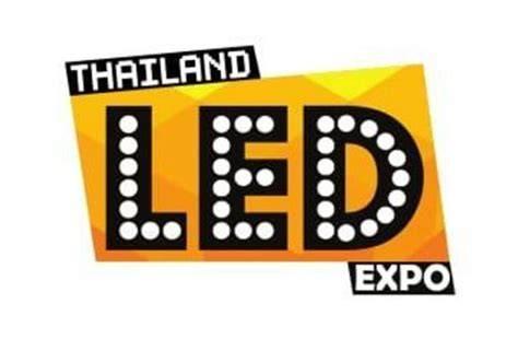 泰国曼谷国际LED照明产品及技术展览会logo
