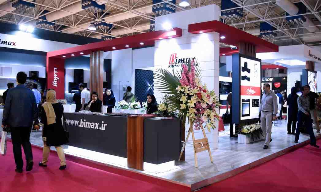 伊朗德黑兰国际厨房、卫浴、桑拿及泳池设备展览会
