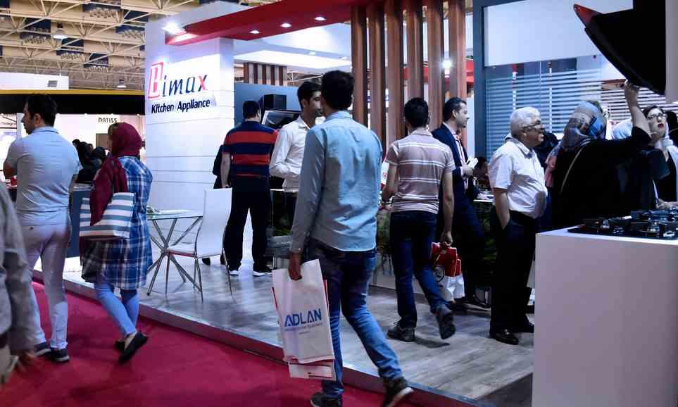 伊朗德黑蘭國際廚房、衛浴、桑拿及泳池設備展覽會